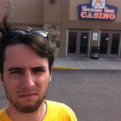 Photo taken at Shoshone Rose Casino by John on 7/29/2012