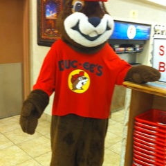 Photo taken at Buc-ee's by Mike T. on 2/20/2012
