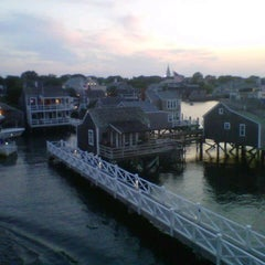 Photo taken at Hy-Line Cruises Ferry Dock (Nantucket) by David R. on 7/15/2012