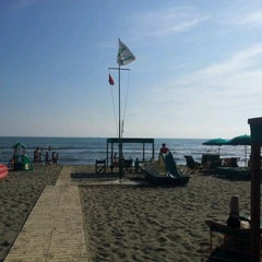 Photo taken at Bagno Margherita by Sandro M. on 6/23/2012