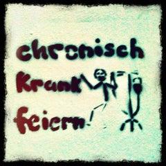 Photo taken at Helmholtzplatz by Luci W. on 8/25/2012