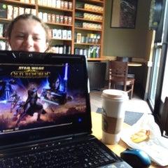 Photo taken at Starbucks by Theo Z. on 6/21/2012