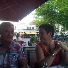 Photo taken at Brasserie De Beleving by Wim G. on 8/18/2012
