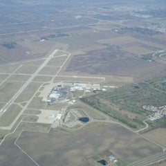 Photo taken at University Of Illinois Willard Airport (CMI) by Jeff Z. on 3/14/2012