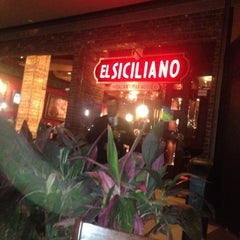 Photo taken at El Siciliano by Rogelio L. on 6/13/2012