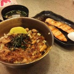 Photo taken at Sushi King by Emp W. on 4/12/2012