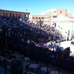 Photo taken at Başkent Üniversitesi by Aybüke B. on 6/20/2012