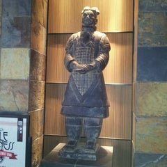 Photo taken at P.F. Chang's by Josh T. on 3/2/2012