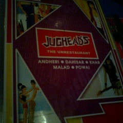 Photo taken at Jugheads's by Aarti P. on 7/11/2012