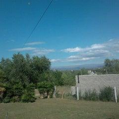 Photo taken at villa santa cruz del lago by Hernan D. on 4/3/2012