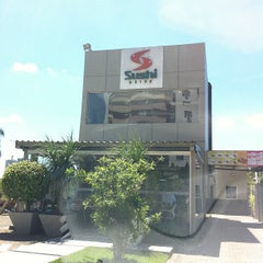 Photo taken at Sushi Drive by Cid T. on 3/16/2012