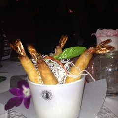 Photo taken at Nan Thai Fine Dining by Jon D. on 2/25/2012