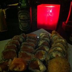 Photo taken at Sakanã Sushi & Hand Rolls by Daniel L. on 5/19/2012