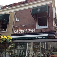 Photo taken at Café De Oude Jan by Dan G. on 5/13/2012