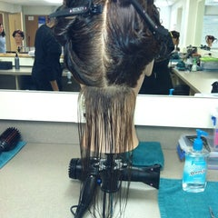 Photo taken at AB Tech - Cosmetology  Building by Danielle B. on 2/20/2012