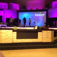 Photo taken at Covenant Church by jake j. on 4/11/2012