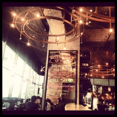 Photo taken at Oriole Coffee + Bar by Noon K. on 7/22/2012