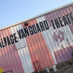 Photo taken at Salvage Vanguard Theater by Scoti W. on 8/12/2012