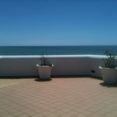 Photo taken at Le Mirage Hotel, Tanger by Marion S. on 5/1/2012