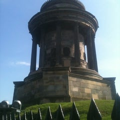 Photo taken at Burns Monument by Heather T. on 9/3/2012