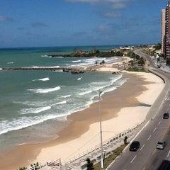 Photo taken at InterCity Premium Natal by Fernanda B. on 5/2/2012