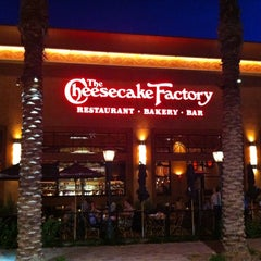 Photo taken at The Cheesecake Factory by Jason B. on 3/30/2012