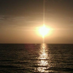 Photo taken at Southern Point of Port Royal by Madeleine D. on 7/4/2012