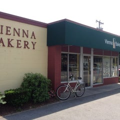 Photo taken at Vienna Bakery by Daddy F. on 5/27/2012