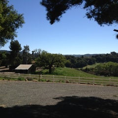 Photo taken at Hearthstone Vineyard and Winery by Jennifer M. on 4/21/2012