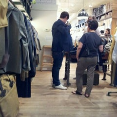 Photo taken at Steven Alan Annex - Tribeca by Fred W. on 5/13/2012