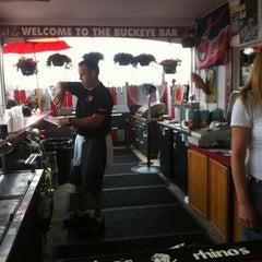 Photo taken at Buckeye Bar by Daniel H. on 6/24/2012