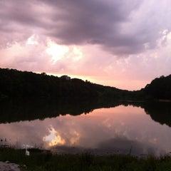 Photo taken at Murphey Candler Park by Julia P. on 6/14/2012