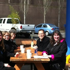 Photo taken at Freshy's Seafood Market by Erin E. on 3/21/2012