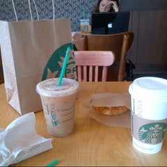 """Photo taken at Starbucks by Shye """"Sky Queen"""" A. on 9/13/2012"""