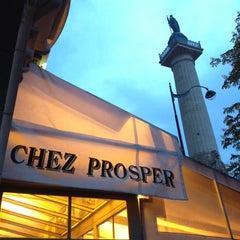 Photo taken at Chez Prosper by Vincent R. on 5/5/2012