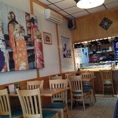 Photo taken at Mikaku Sushi by Ajay Y. on 3/28/2012