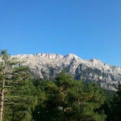 Photo taken at Bürücek Yaylası by Bedirhan S. on 8/8/2012