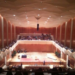Photo taken at Krannert Center For The Performing Arts by Ashley P. on 5/12/2012