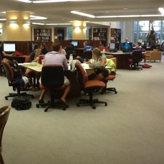 Photo taken at McKillop Library - Salve Regina by McKillop Library (official) on 9/5/2012