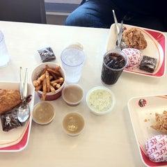 Photo taken at KFC by Ash on 7/18/2012
