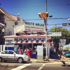 Photo taken at White House Sub Shop by Olivia C. on 7/25/2012