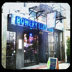 Photo taken at The Bowery Electric by CMoore E. on 8/23/2012