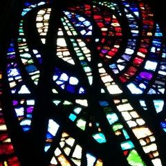 Photo taken at St. Joseph Chapel: Regis College by John M. on 3/12/2012