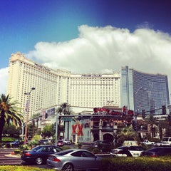 Photo taken at Monte Carlo Resort and Casino by Greg B. on 7/23/2012