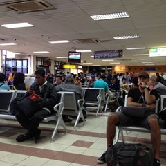 Photo taken at Gate 15 by Diah A. on 4/13/2012