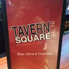 Photo taken at Tavern in the Square by Cari on 6/26/2012