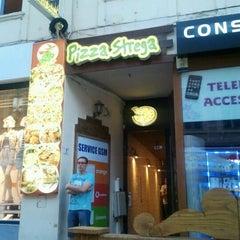 Photo taken at Pizza Strega by Valentin M. on 6/15/2012