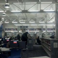 Photo taken at DC Public Library - Watha T. Daniel/Shaw by Jihad F. on 2/4/2012