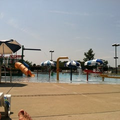 Photo taken at Fred J Rolf Park by Krysta F. on 8/2/2012
