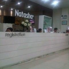 Photo taken at Natasha Medicated Skin Care by Audi M. on 4/8/2012
